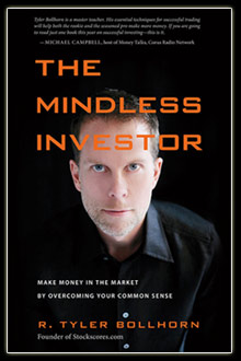 The Mindless Investor - book by Tyler Bollhorn