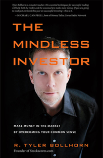 The Mindless Investor Book cover